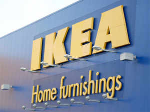 """Ikea is performing ground-breaking and laying of foundation stone for its first Indian store on August 11,"" an Ikea official said.  Image: EPA"