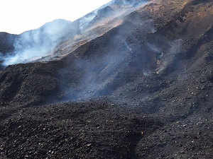 CIL, which accounts for over 80 per cent of the domestic coal production, is eying an output of 598 MT this fiscal. It is targeting an output of one billion tonnes by 2020.