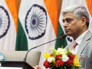 "External Affairs Ministry Spokesperson Vikas Swarup also asserted that India was not in ""favour or against"" any particular country and the whole issue was a matter of law."