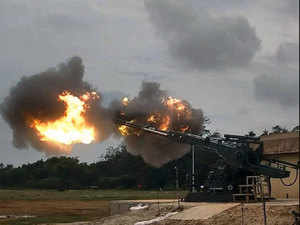 Having successfully conducted the proof firing, India's first fully integrated Advanced Towed Artillery Gun System (ATAGS) will be ready for user trials by early next year, the DRDO said.