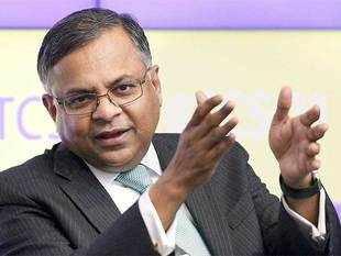 """Digital is not a separate service line, all the service lines over a period of time will become digital,"" says N Chandrasekaran."