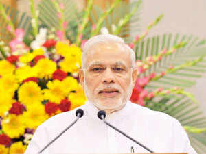 Modi said internal security cannot be strengthened until and unless the states and the Centre focus on sharing intelligence.