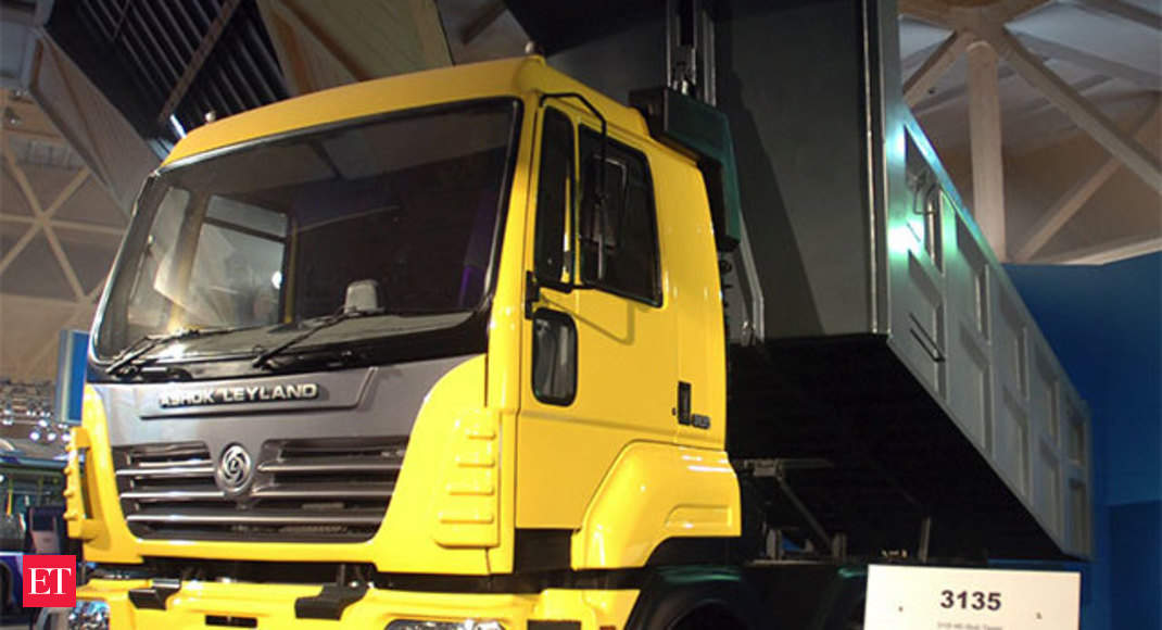 Ashok Leyland to set up bus assembly unit in Kenya - The Economic Times