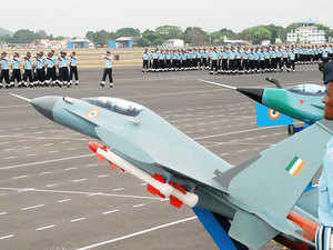 He took over from Air Commodore Rippon Gupta, a PIB (Defence) release here said.The Handing Over and Taking Over parade was conducted at the Air Force station, it said.