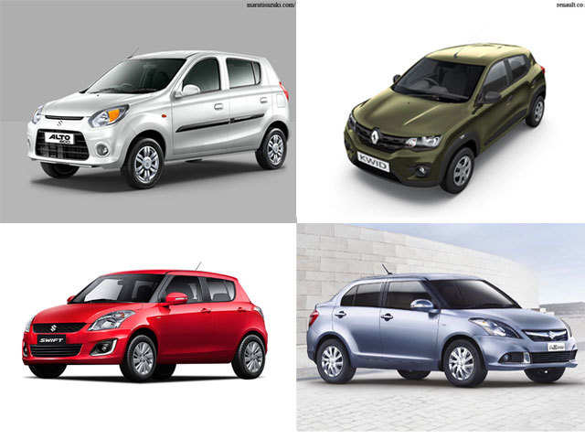 maruti swift top selling 8 cars in the indian market in june 2016 the economic times. Black Bedroom Furniture Sets. Home Design Ideas