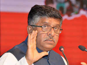 The step comes after Ravi Shankar Prasad only retained the DeITY department in the recent cabinet reshuffle while moving to the Law Ministry.