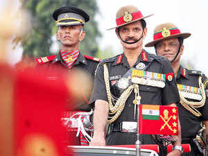 Gen Singh's visit comes in the backdrop of violent mobs attacking army camps and installations in the wake of killing of Hizbul Mujahideen commander Burhan Wani
