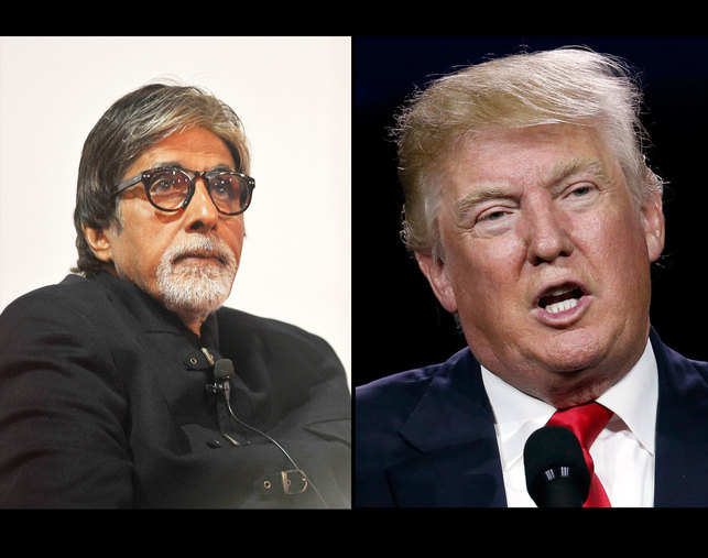 In 1999, Bachchan's ABCL approached BIFR to be rated as a sick company.  Trump's Entertainment Resorts had filed for bankruptcy 4 times.