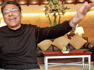 The Pentium Chip went on to become the most popular chip in the history of the semiconductors and popularised the use of PCs and laptops for decades to come.  In Pic: Vinod Dham
