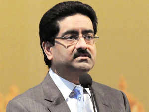 The group transformed itself from a commodities player to one with interests in mobile telephony, retail, apparel and financial services. (In pic: KM Birla, Chairman, Aditya Birla Group)