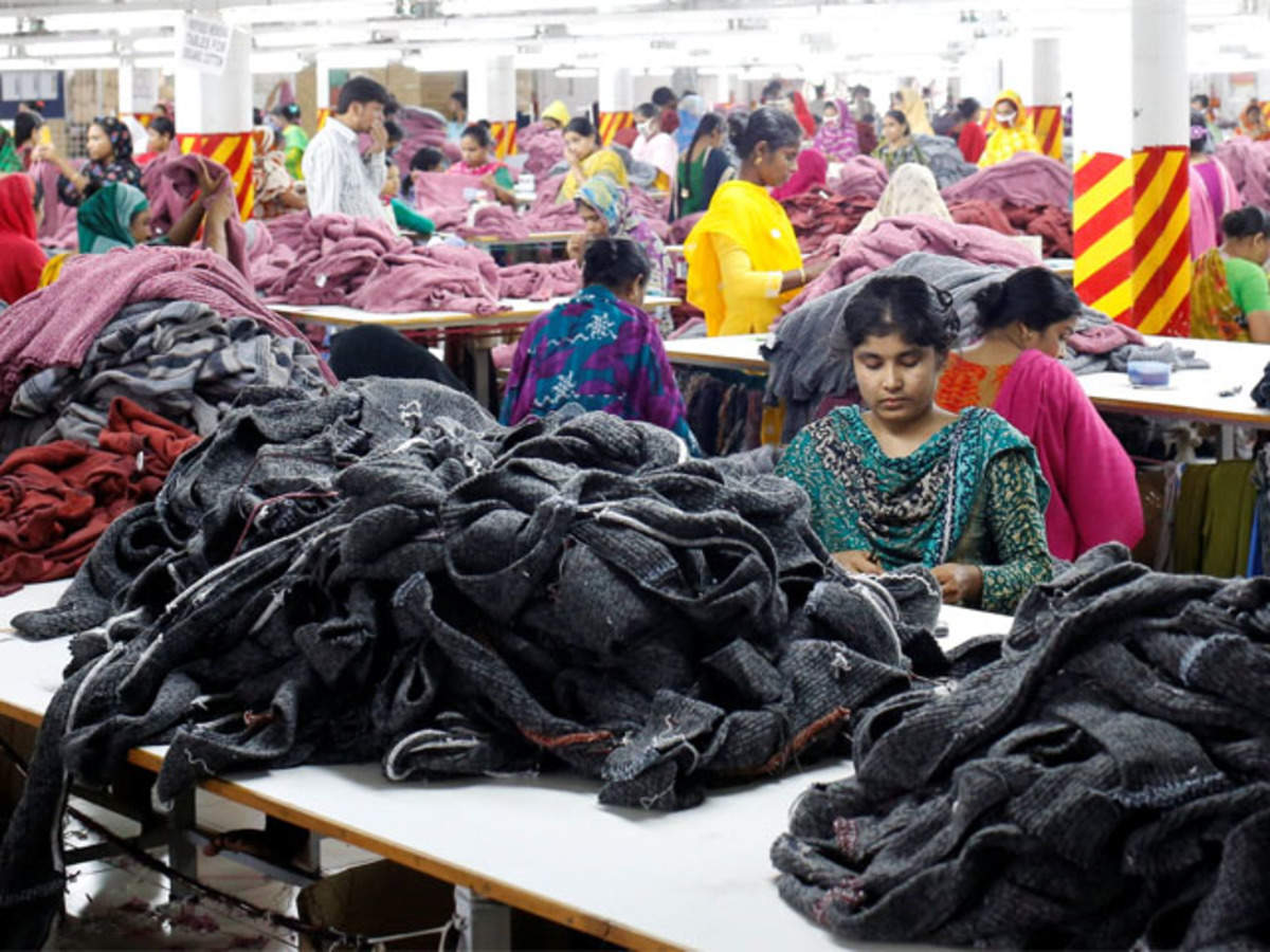 Tamil Nadu garment workers win 30% pay hike - The Economic Times