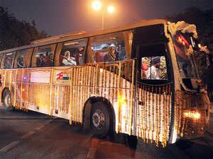 Delhi-Kathmandu DTC service: NGT allows registration of bus