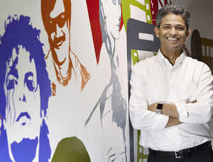Nickhil Jakatdar,founder and CEO, Vuclip.