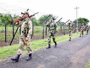 A three-day meeting between Border Security Force (BSF) and Border Guard Bangladesh (BGB) began today.
