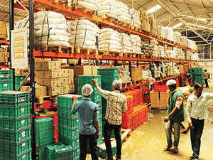 Last year, ecommerce became the second largest driver for demand for warehousing space in India according to data from property advisory firm CBRE.