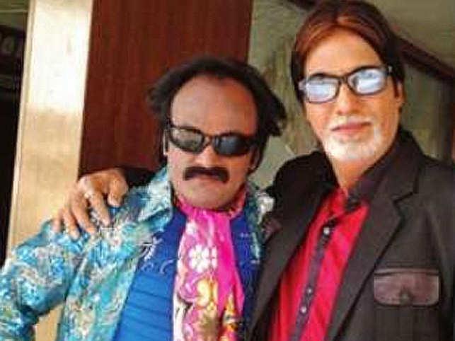 Thalaivar Look Alike Meet The Other Rajini Whose Face Is His