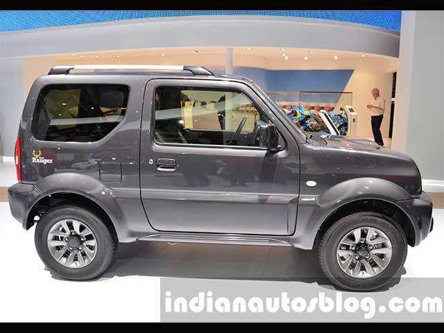Lightweight Platform Suzuki Jimny To Be Made In India All You