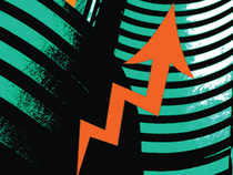 Shares of Bajaj Finance was trading up 4.96% up at Rs 9,425 from previous close at Bombay Stock Exchange.