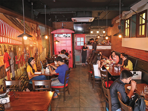 These cafes will also conduct mentoring sessions by group of 300 entrepreneurs and professionals including InMobi cofounder Mohit Saxena, Commonfloor founder Sumit Jain.