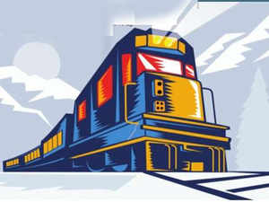 The loan be used to buy six power sets with air-conditioned carriages, 10 engines and 160 carriages, 30 wagons with oil tanks and 20 container carrying wagons.
