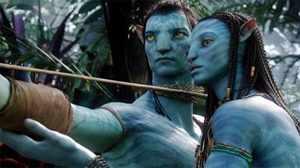 Hollywood's 3D sci-fi epic Avatar
