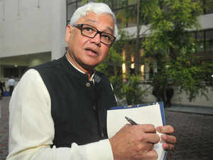 After dedicating years of his life to fiction, Ghosh says this book was waiting to be written since the journalist in him always enjoyed nonfiction.