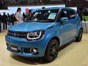 Instead of introducing the tallboy crossover hatchback Ignis this festive season, Maruti Suzuki will launch the vehicle in 2017, according to people familiar with the matter.