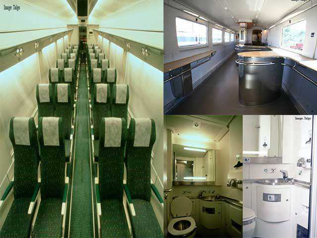 Seating Accommodations | Amtrak