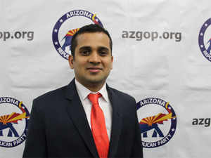 Avinash Iragavarapu,  who has been using big data to create poll strategies for Trump, got his first success at home during the 2014 general elections.