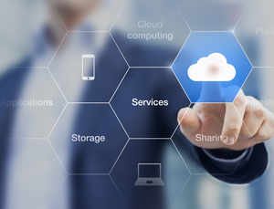 Is security still a concern for businesses looking to adopt cloud computing? It should not be. (Image source: NicoElNino)