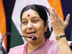 Swaraj said this while chairing a meeting of the India Development Foundation of Overseas Indians, a trust established by govt with an aim to supplement country's development efforts.