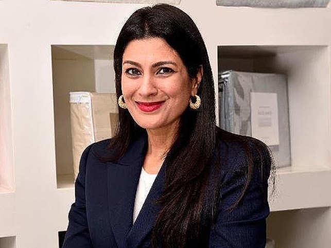 Dipali Goenka is so passionate about her work that it has earned her a place among Asia's top 50 businesswomen.