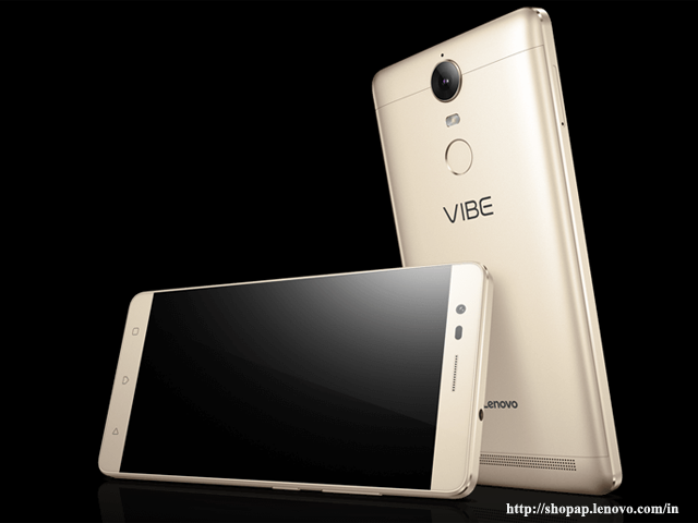 db2eb7ee3ded8c Lenovo Vibe K5 Note launched at Rs 11,999: Key features - Lenovo ...
