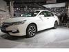 4. 2016 Honda Accord Hybrid