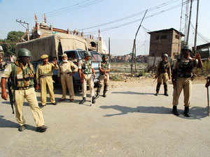 Curfew remained in force in five police station area of old city and was extended to Batamaloo, Shaheedgunj, Soura, Zadibal, Qamarwari and Bemina areas of the city as a precautionary measure, a police official said.