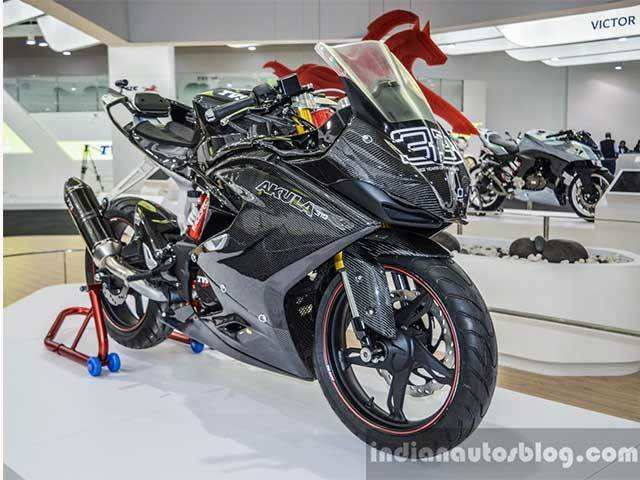 Tvs Unveils Plans For First Made In India Bmw Motorcycle Tvs