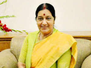 Saudi Arabia, Swaraj said, has agreed to the Indian government's request to grant exit visas to the stranded worker.