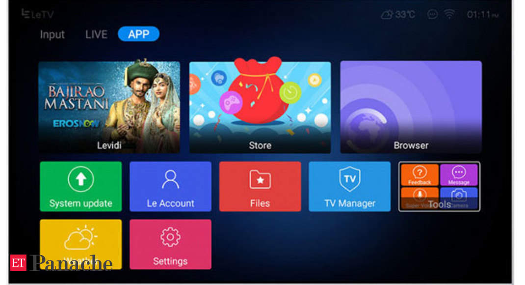 LeEco enters the TV segment with Super3 Series - The