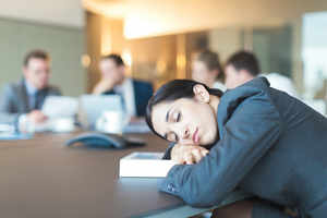 Sleeplessness can play havoc with your professional life and even inflate your medical bills.