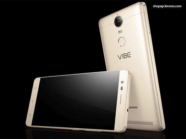 Lenovo Vibe K5 Note - 9 Hot Chinese smartphones launched in India