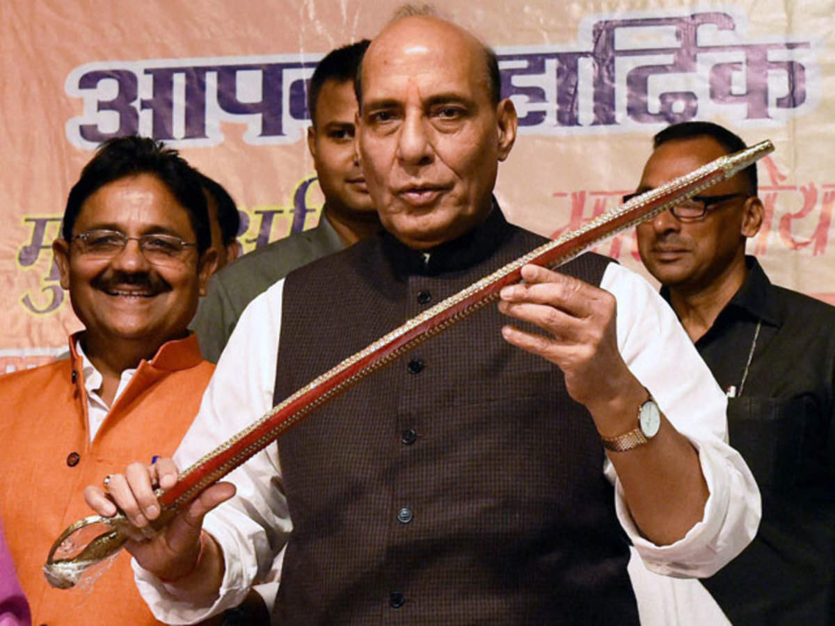 Anarchy Nation Pictures rajnath singh: rajnath singh anguished over 'total anarchy