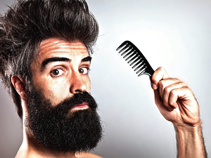 The 10-month-old internet first company is looking to tap the largely monopolised and growing men's grooming market with its differentiated six-part product range.