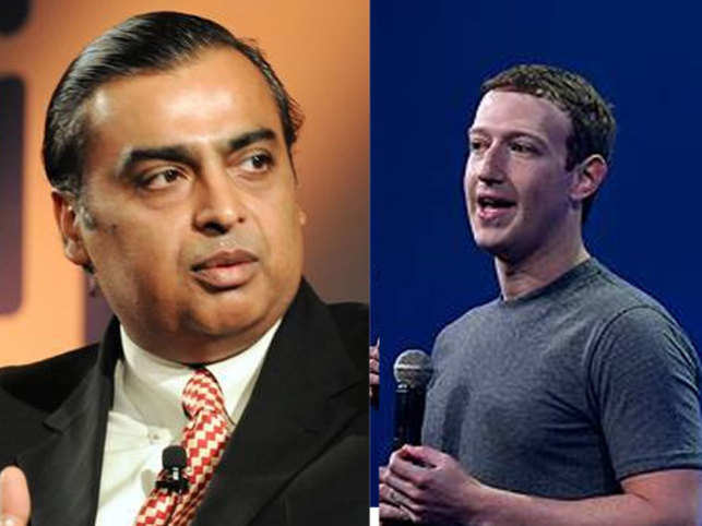 Mukesh Ambani better than Mark Zuckerberg?