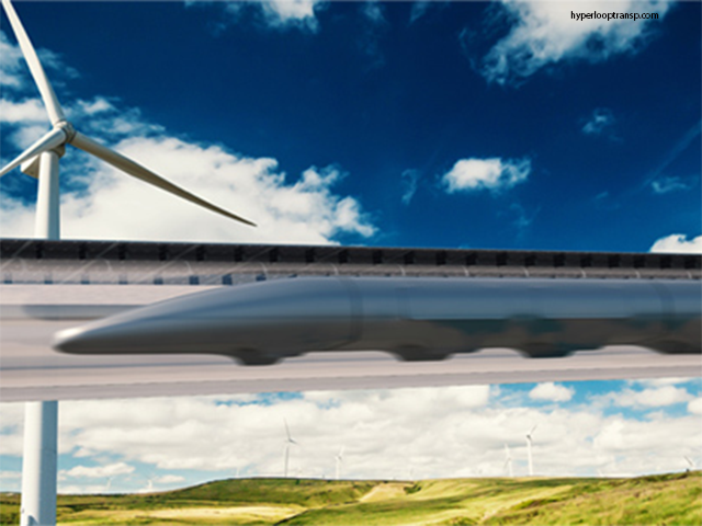 Watch Hyperloop One Propulsion Open Air Test Animation Hyperloop You Could Soon Be Travelling At 800 Miles An Hour The Economic Times