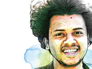 Suraj Milind Yengde, 28, an associate scholar at the Department of African and African American Studies, Harvard University, speaks about empowering the Dalit