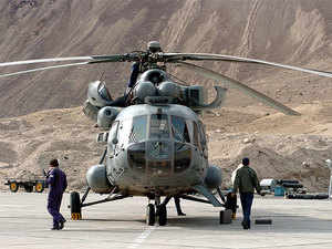Highly decorated unit currently operates 14 helicopters of which 10 are Cheetal and four are Cheetah, first made available in the 1970s.