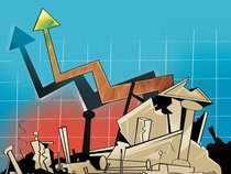 The market capitalisation of Bajaj Finance and Bajaj Finserv, when added up, was Rs 98,767 crore, compared with Rajiv Bajaj-led Bajaj Auto's Ras 83,211 crore.