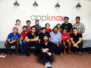 """We also have four enterprise customers in Singapore apart from grocery app Redmart and content platform HOOQ,"" said Prateek Panda, cofounder of Appknox."