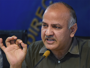 """The lack of timely action by the Secretary Environment Chandrakar Bharti has resulted in unfortunate loss of a precious life on the outer ring road on August 5,"" Sisodia said."