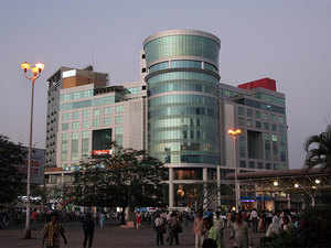 HITEC City, which has witnessed the highest absorption rate in the past few years, has an office concentration of 27 million sft.